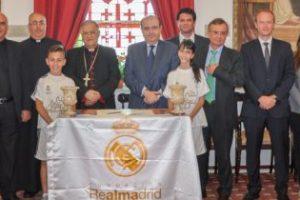 Fundación Real Madrid y Patriarcado Latino de Jerusalén