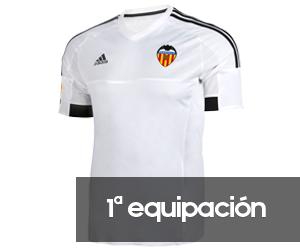 traje Valencia CF nuevo