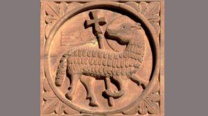 Agnus dei-cordero
