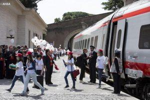Niños Tren