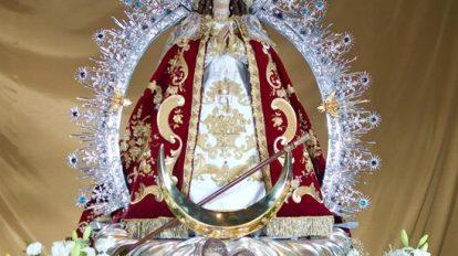 Virgen de los Ángeles-Getafe