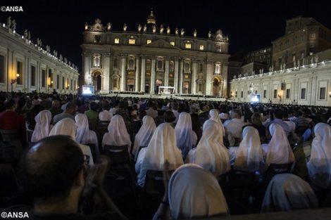 vigilia-oración-Vaticano