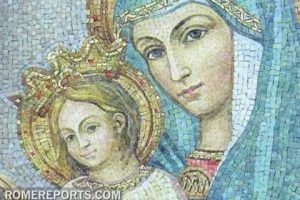 virgen maria Vaticano