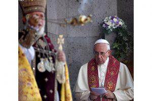 Kamin II-Papa Francisco