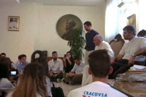 Cracovia-JMJ-Papa-Francisco-Argentina