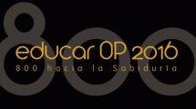 Educar OP 2016-dominicos