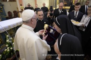 Hermanas Presentación-Polonia-Papa