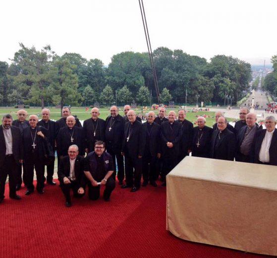 obispos-misa-Czestochowa