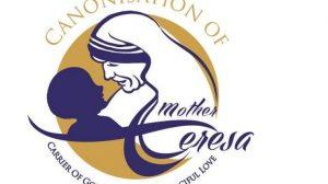 Logo-canonización-Teresa de Calcuta