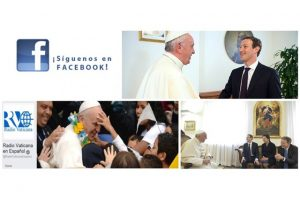 Papa Francisco-Mark Zuckerberg-Facebook