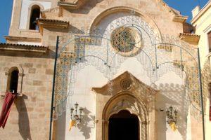 Patrona-Virgen del Mar-Almería