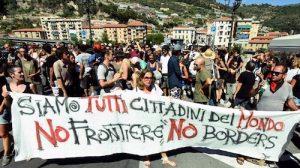 Ventimiglia-San Remo-emigrantes