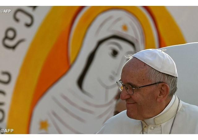 Frases De Navidad Papa Francisco.Mensaje Del Papa Francisco Para El Domund 2018 21 10 2018