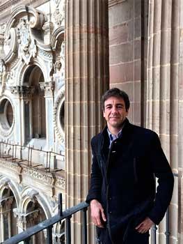 entrevista a juan manuel snchez la chica nuevo arquitecto de la catedral de mlaga