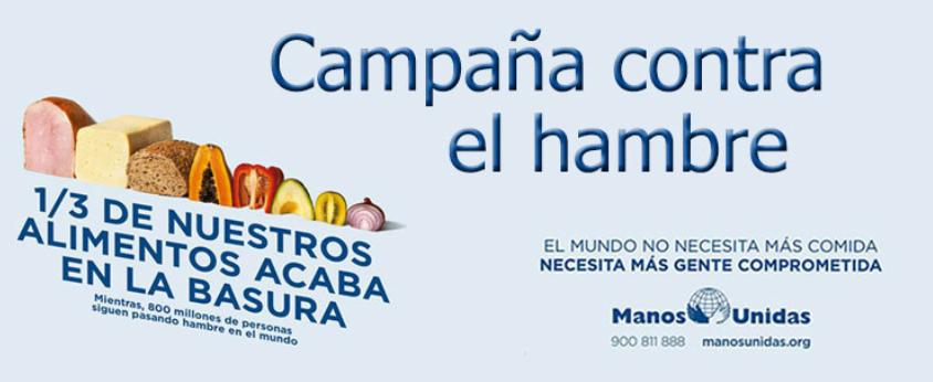 Carta del obispo de Ávila ante la Campaña contra el Hambre