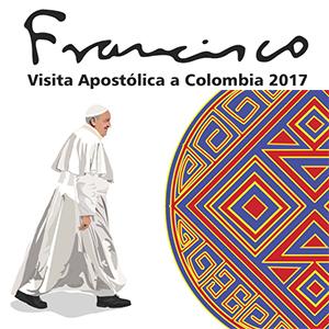 Viaje Papa Francisco a Colombia