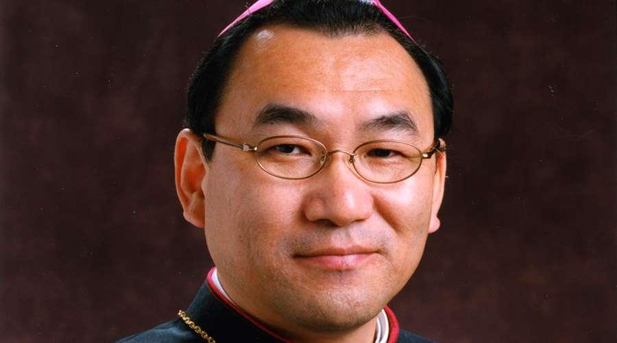 El arzobispo de Tokio, secretario de la federación de episcopados de Asia