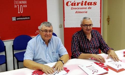 Cáritas Almería Atendió A Unas 35000 Personas Vulnerables