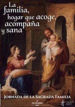 Imagenes Sagrada Familia Navidad.Orar En Familia En Navidad Jornada De La Sagrada Familia