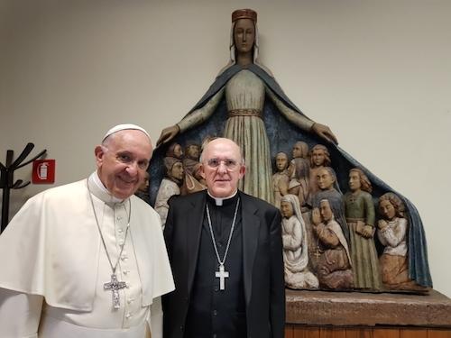 Osoro, con el Papa