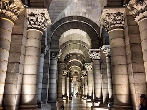 Resultado de imagen de cripta almudena