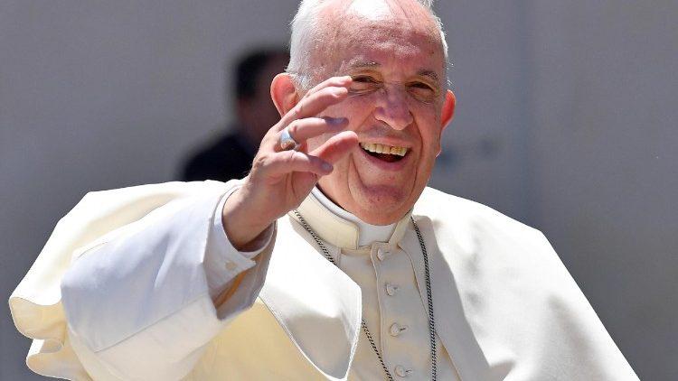 El Papa Francisco A Los Catequistas Sean Catequistas Con