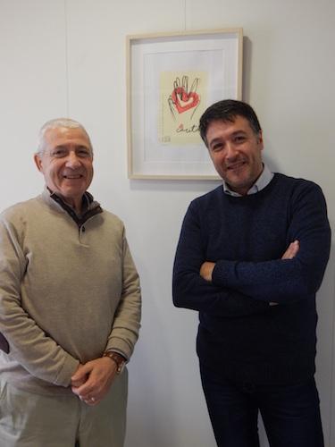 Ramon carbonell nuevo director de c ritas diocesana de sant feliu de llobregat - Temperatura sant feliu de llobregat ...