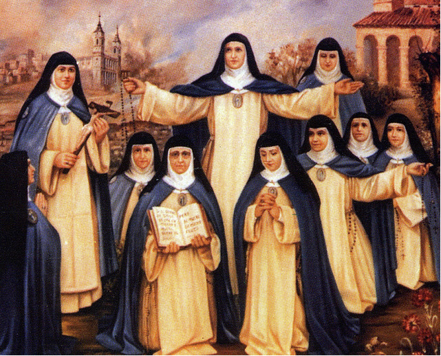 Resultado de imagen de mártires concepcionistas beatificacion