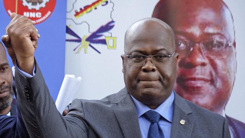 Un opositor ganó las históricas elecciones en la República Democrática del Congo