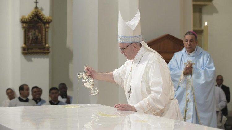 El Papa teme que se produzca un
