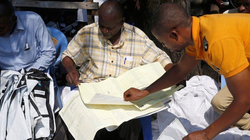 Al menos 4 muertos durante jornada electoral en la RD Congo