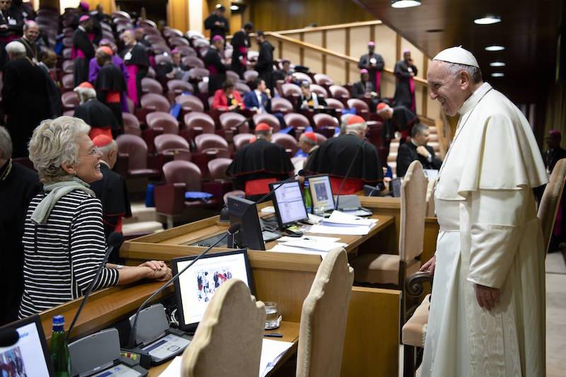 La brasileña Cristiane Murray, nueva vicedirectora de prensa del Vaticano