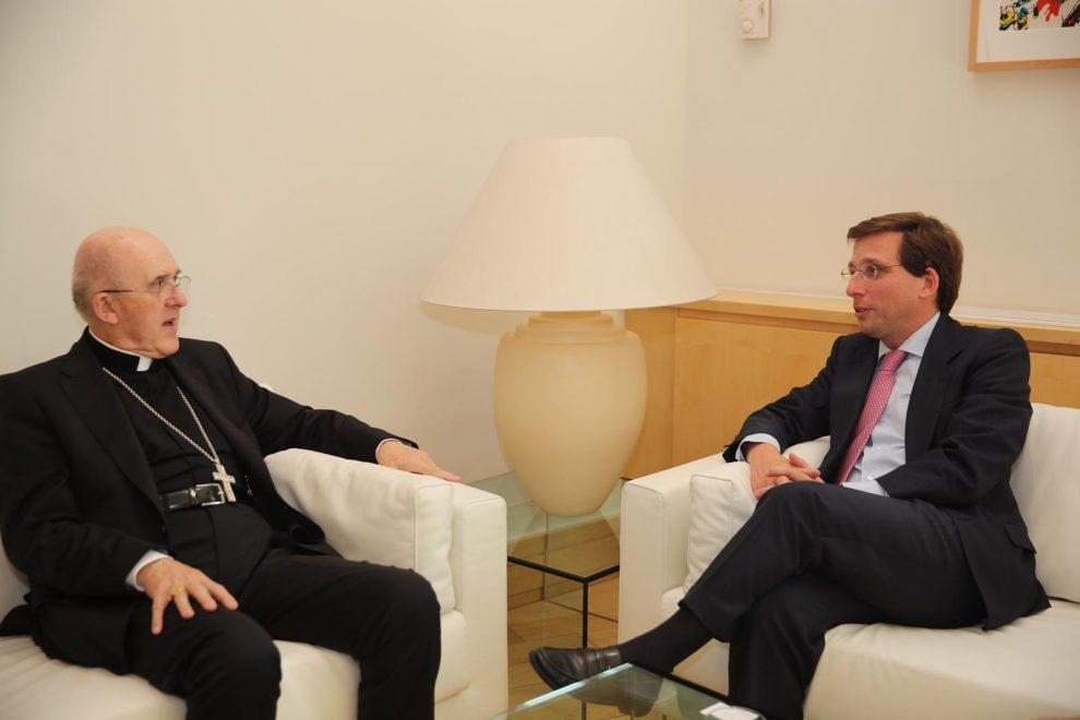 El cardenal Osoro y Sant' Egidio presentan el Encuentro Paz sin Fronteras a Almeida