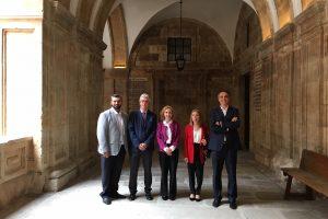 Nuevo equipo rector de la Universidad Pontificia de Salamanca