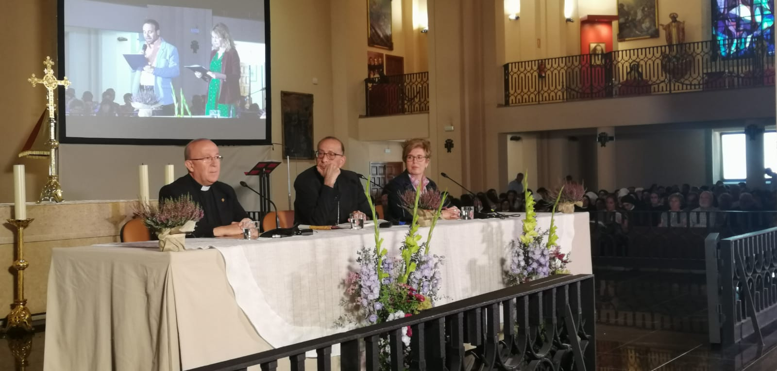 Congreso de Evangelización en Getafe