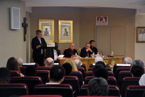 Inauguración del curso en el Instituto Teológico de Vida Religiosa