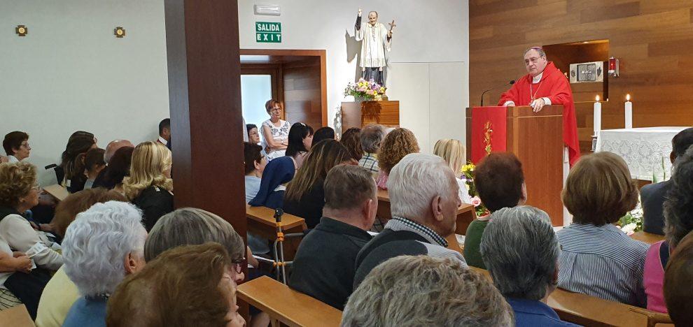 Adiós a las Hijas de la Caridad en la Casa de la Misericordia de Ávila