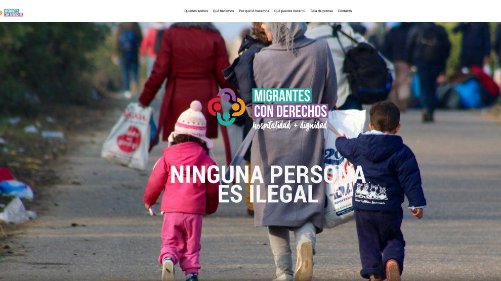 Web de Migrantes con Derechos