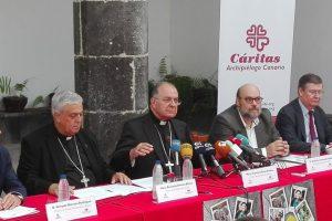 Presentación de los datos del Informe Foessa en Canarias