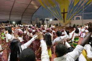 El Papa participa en Madagascar en la vigilia de jóvenes