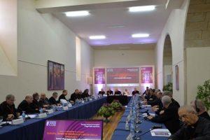 Reunión de los presidentes de las Conferencias Episcopales de Europa