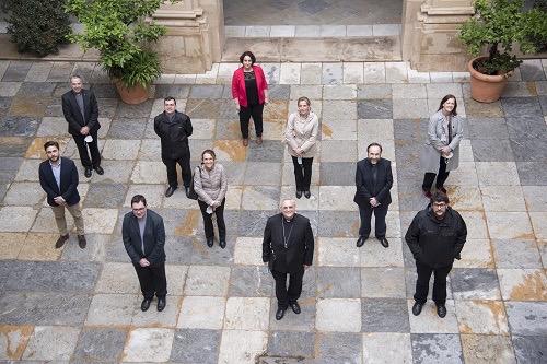 La comisión antipederastia de Cartagena-Murcia