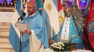 Argentina reza hoy en Luján por el fin de la pandemia