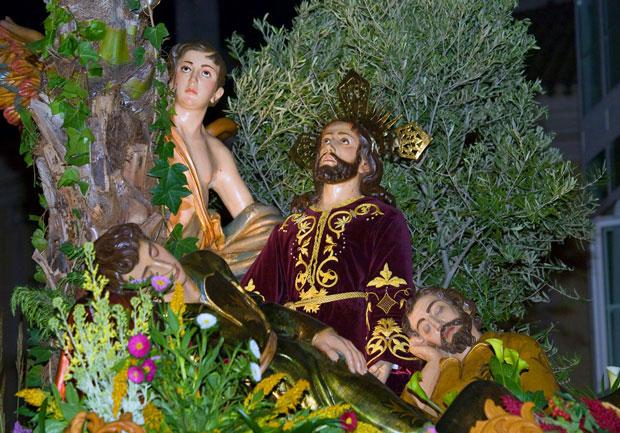 procesiones de Semana Santa en Murcia suspendidas