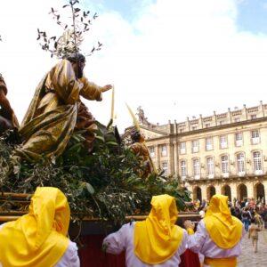 Queda suspendida la Semana Santa en el arzobispado de Santiago de Compostela