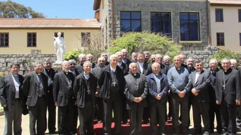 Los obispos de Chile piden nuevamente perdón a las víctimas de abusos en su mensaje de Cuaresma