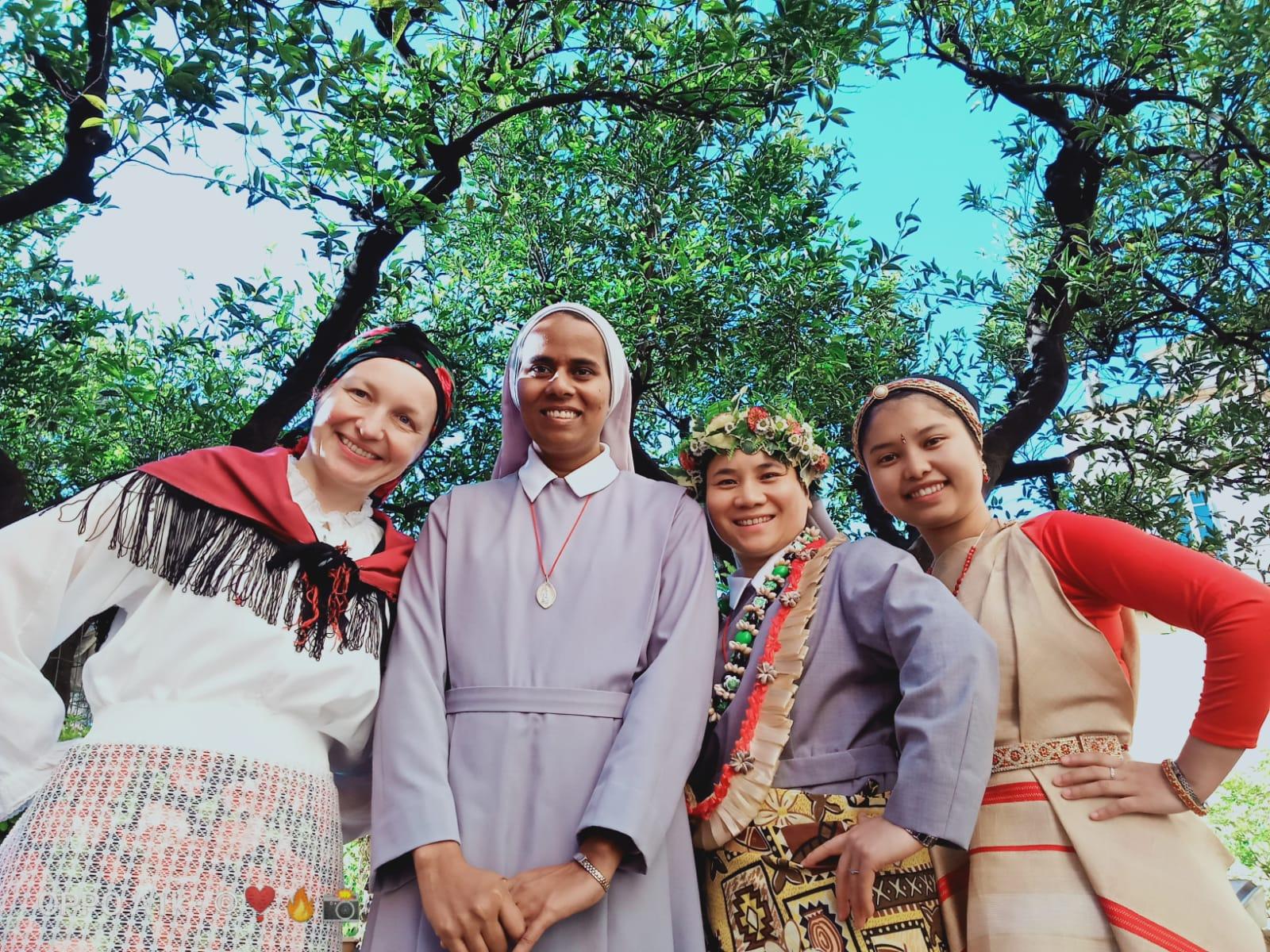 Nirmala: «La mayor parte de la India no goza de la libertad religiosa»