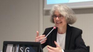 Nathalie Becquart: «El voto es solo el final del proceso más largo que refleja un cambio»