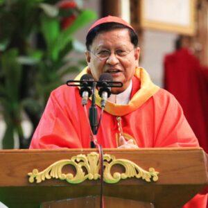 Myanmar: El cardenal Bo llama a resistir al golpe de manera no violenta