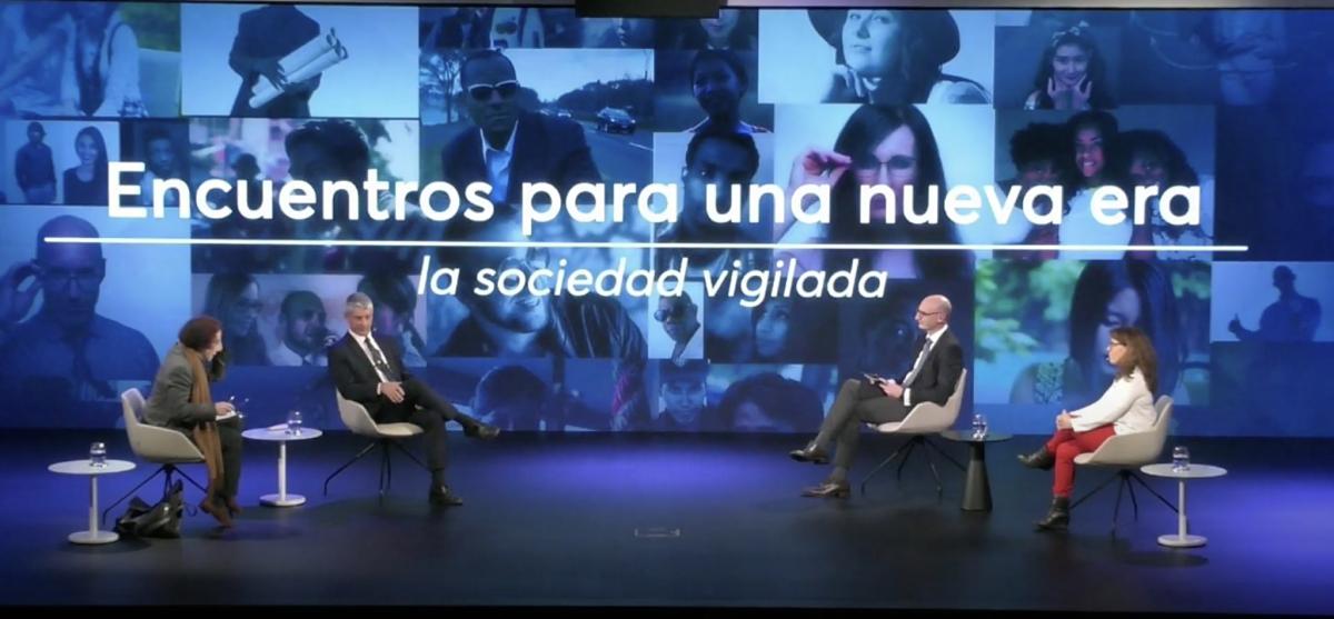 La sociedad vigilada: reflexiones a propósito del último debate de la Fundación Pablo VI